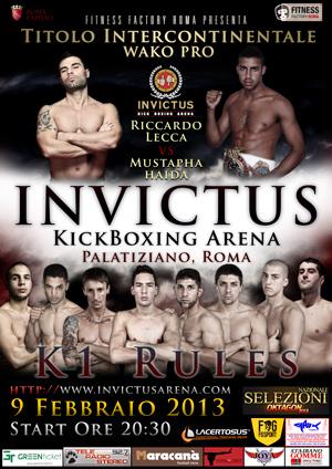 Invictus Kickboxing Arena