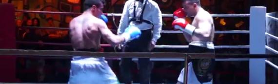 Boxing video: Riccardo Lecca Vs Luca Arrigo
