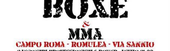 Riccardo combatterà contro Amedeo Maurizio in un match di pugilato il prossimo 27 maggio