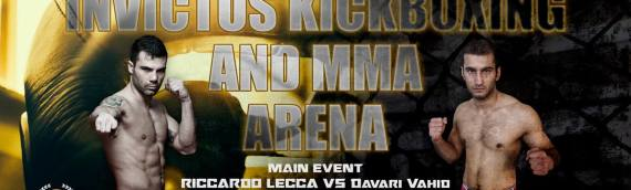 Invictus Kickboxing and MMA Arena: un grande successo!